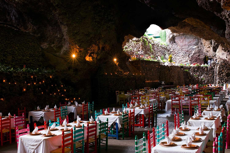 Panoramic view of La Gruta - Picture of La Gruta Restaurant, San ...
